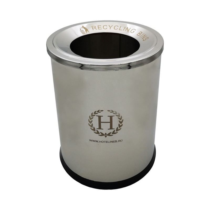 Coș de gunoi mic inox