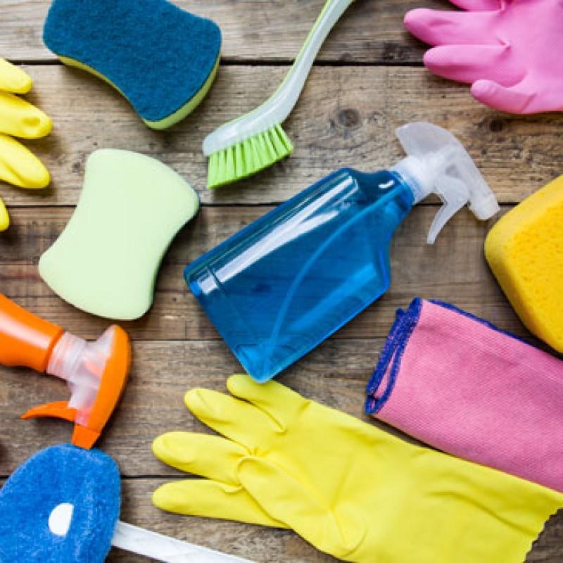 Materiale de curățenie
