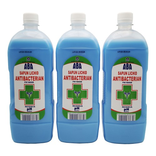 Săpun lichid antibacterian 1 L
