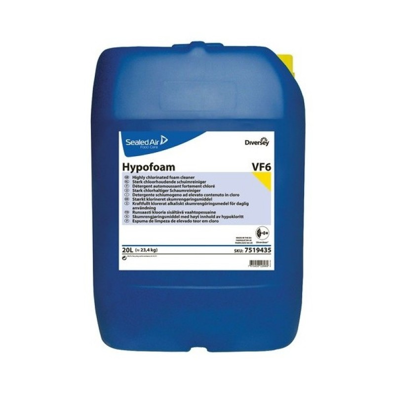 Hypofoam  VF6 20 litri